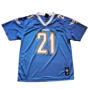 🏈 REEBOK/NFL San Diego Chargers Jersey (Size S/M)